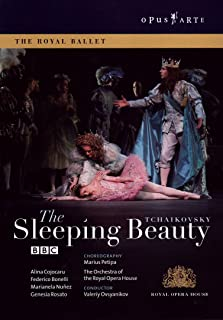 The Royal Ballet: Tchaikovsky- The Sleeping Beauty