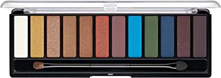 Rimmel Magnif'eyes Eyeshadow Palette, Colour Edition, 1 Count