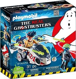 PLAYMOBIL Stantz with Skybike Building Set