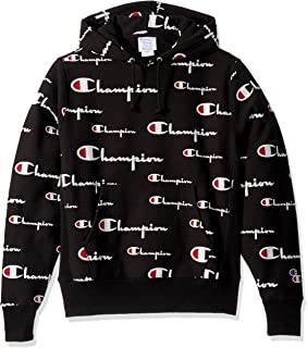 Best supreme hoodie black red logo Reviews
