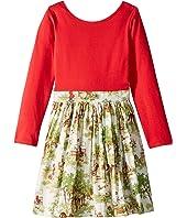 Little Abbie Dress (Toddler/Little Kids/Big Kids)