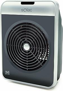 Solac TV8430 - Calefactor vertical, 2000 W