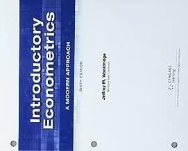 Bundle: Introductory Econometrics: A Modern Approach, Loose-leaf Version, 6th + MindTap Economics, 1 term (6 months) Printed Access Card