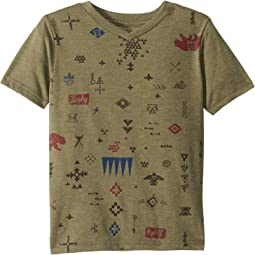 Wilderness Short Sleeve T-Shirt (Little Kids/Big Kids)