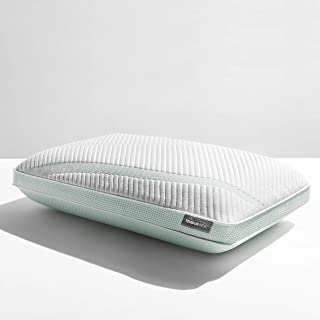 Sealy TEMPUR-Adapt ProHi + Cooling-Queen Pillow, White