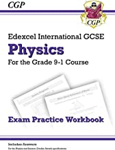 New Grade 9-1 Edexcel International GCSE Physics: Exam Practice Workbook (includes Answers) (CGP IGCSE 9-1 Revision)