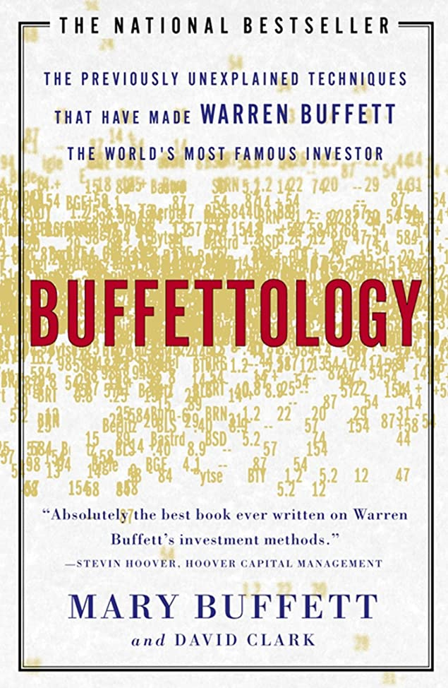 滝スクレーパーシャーロットブロンテBuffettology: The Previously Unexplained Techniques That Have Made Warren Buffett The Worlds (English Edition)