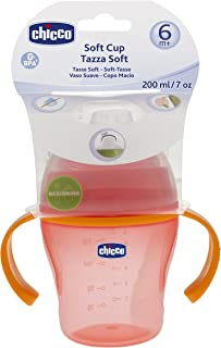 Chicco Soft Cup 200Ml 6M+, 8003670879879