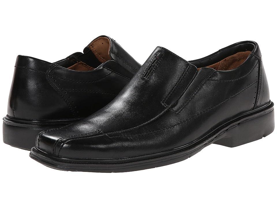 Clarks Un.sheridan (Black Leather) Men