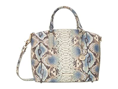 Brahmin Roxanne Duxbury Satchel (Haven) Handbags