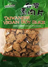 Taiwanese Vegan Soy Slice 7 Ounce, Pack of 1