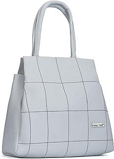 Fristo Women's Alia Handbag (FRBN-017)(White)
