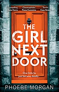 The Girl Next Door: A gripping psychological thriller that you don't want to miss from the author of The Doll House
