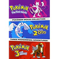 Pokemon: Movies 1-3 Collection Blu-ray
