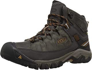 Men's Targhee III Waterproof Mid Leather Hiking Boot