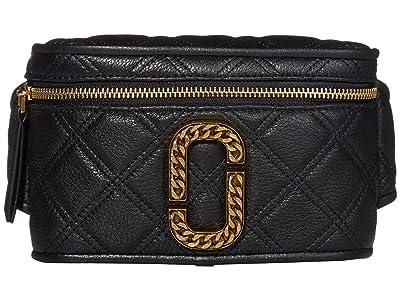 Marc Jacobs Belt Bag (Black) Day Pack Bags