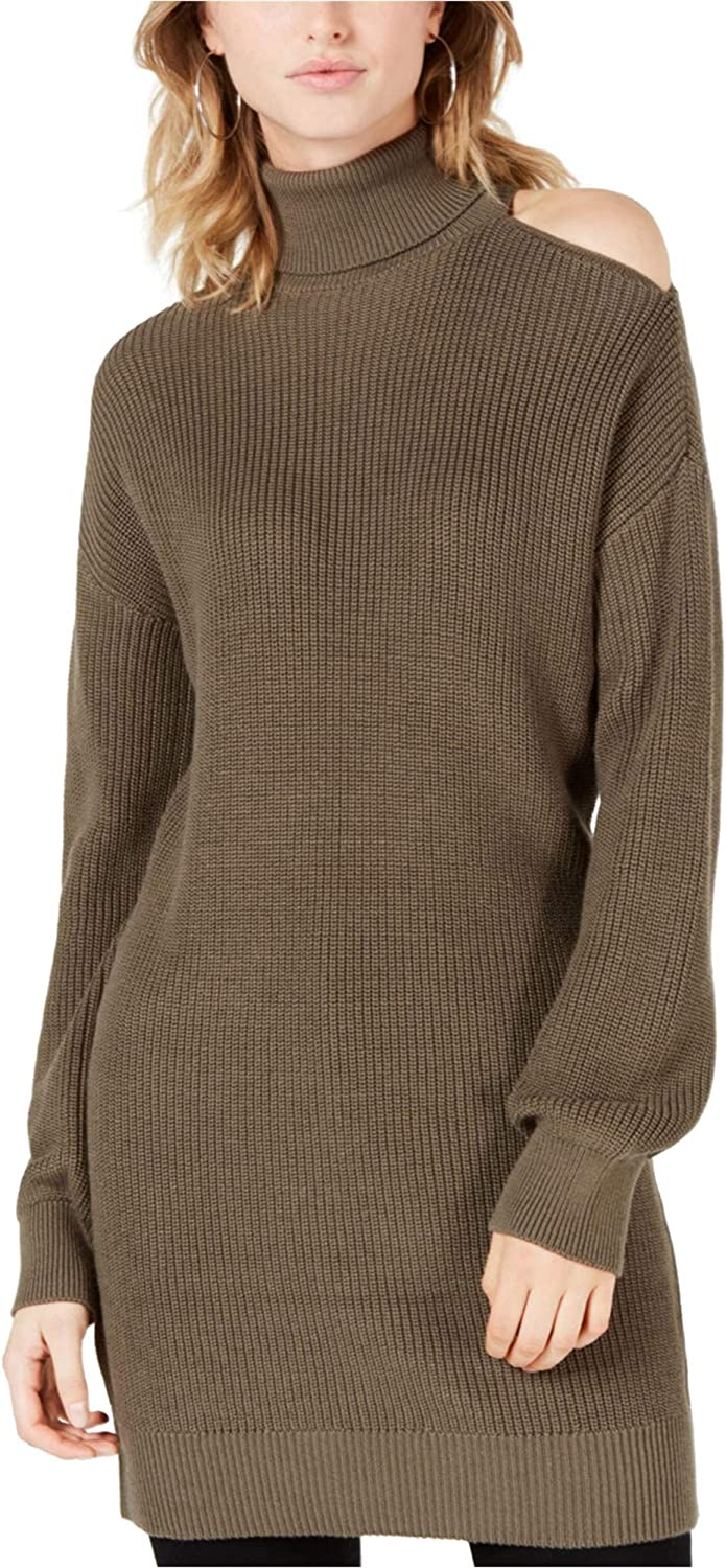Bar III Oakland Mall Womens Cold Pullover Sweater Excellence Shoulder