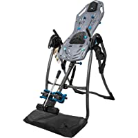 Teeter FitSpine LX9 Inversion Table with Easy-to-Reach Ankle Lock, Back Pain Relief Kit