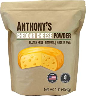 powdered cheddar cheese sauce mix