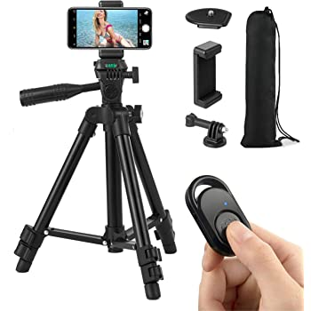 and Smartphone adapters not Included Webcam Tripod AUSDOM LT1 Lightweight Mini Tripod for Small Digital Cameras GoPro Devices not DSLRs