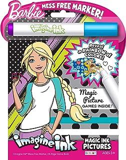 Bendon 74732 Barbie Imagine Ink Magic Ink...