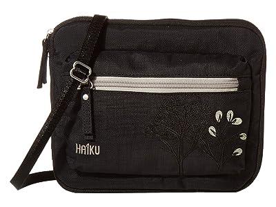 Haiku Aspire Folio (Black Morel) Handbags