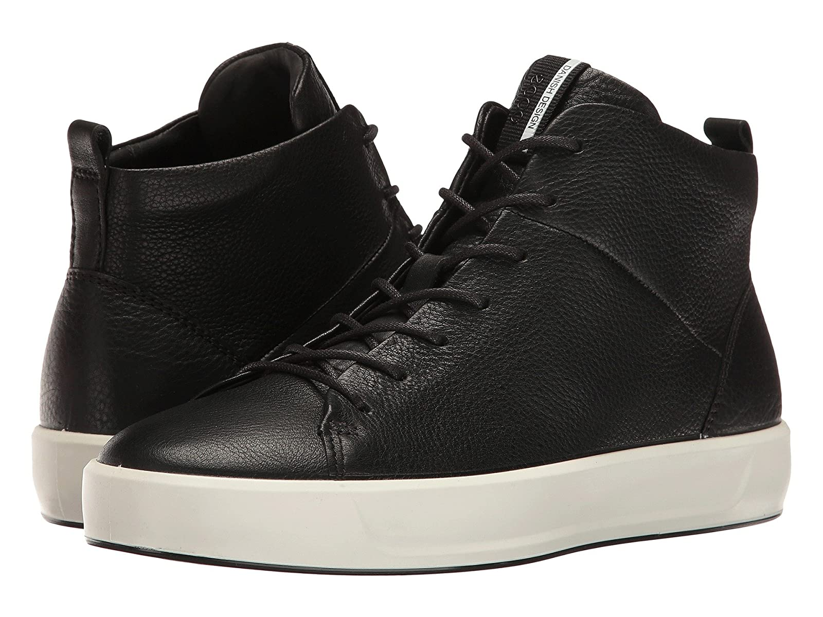 ECCO Soft 8 High TopAtmospheric grades have affordable shoes