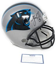 Luke Kuechly Carolina Panthers Signed Autograph Full Size Helmet Steiner Sports Certified