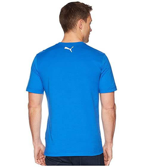 Blue Camiseta Power Team Country PUMA Forever Football fwx1qfrYX