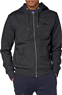 Superdry OL Classic Zip Hood Pull-Over Homme