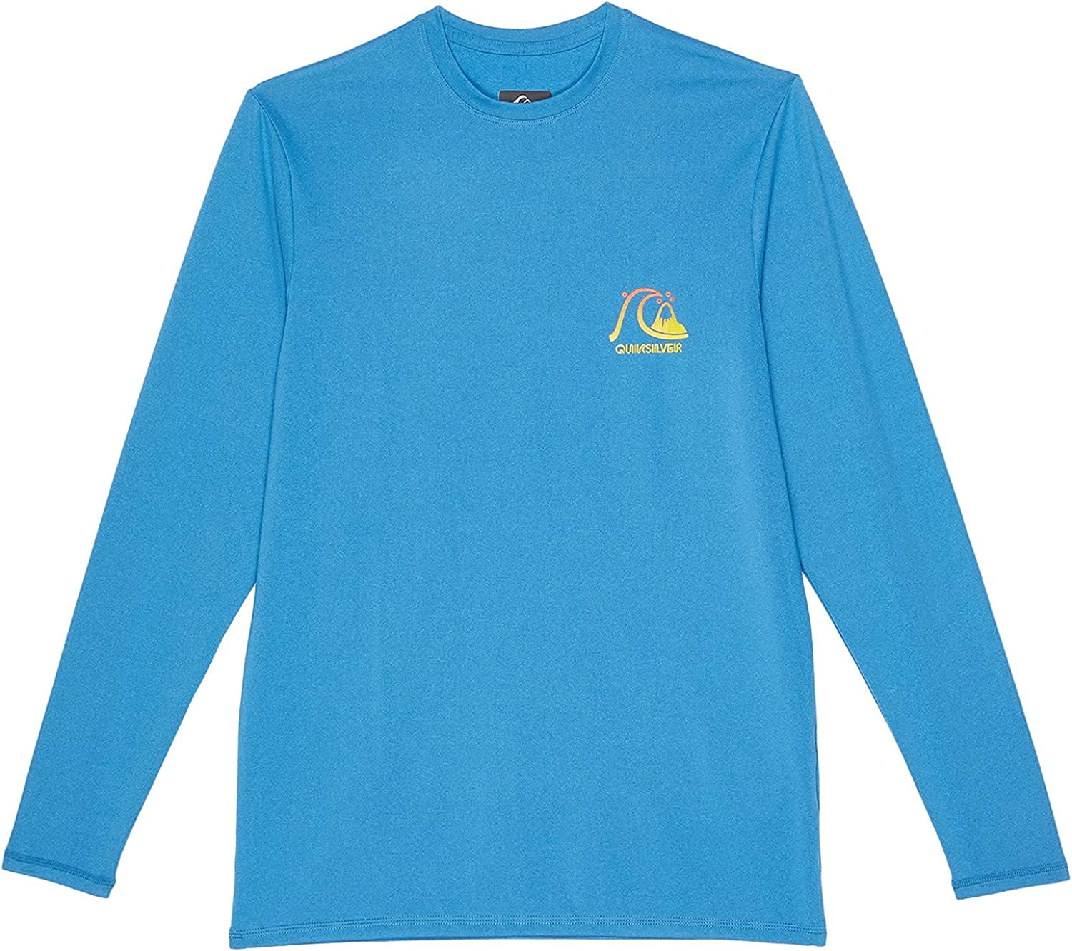 Quiksilver Boys' Heritage Heather Ls Youth Long Rashguard Super beauty product restock quality In a popularity top Sleeve