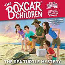 The Sea Turtle Mystery: The Boxcar Children Mysteries, Book 151