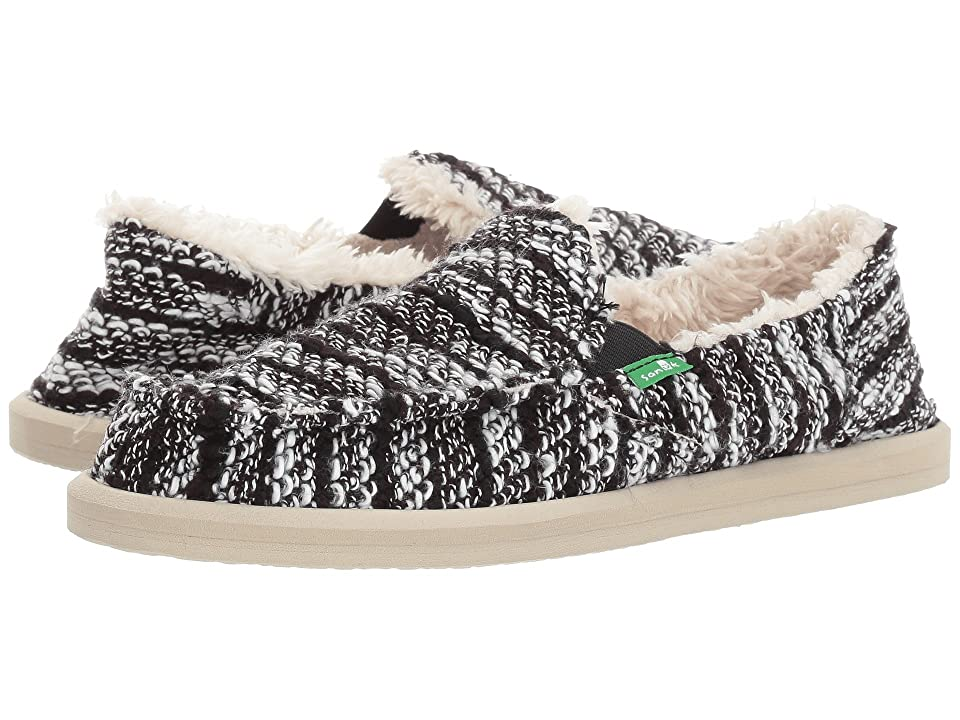 Sanuk Donna Chill (Black) Women