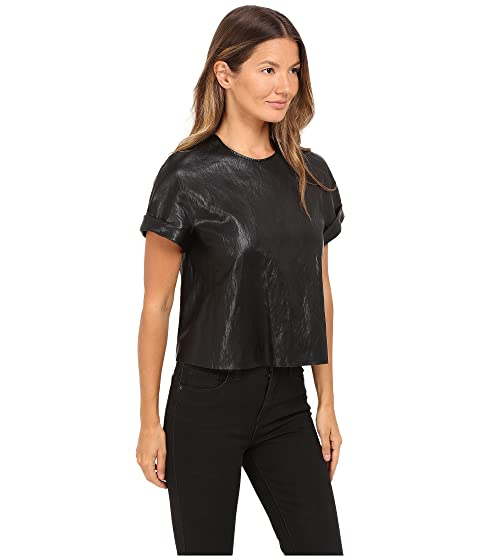 Just Leather Eco Shirt T Cavalli Cropped zwfUHq