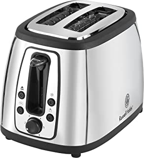 Russell Hobbs TR9198S 2 Slice Toaster, Stainless Steel by Russell Hobbs