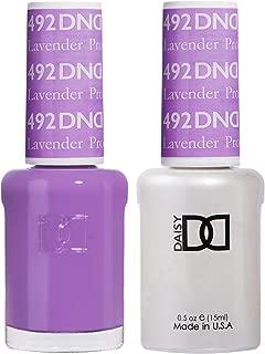 DND Gel Set 491-540 (DND 492 Lavender Prophet)