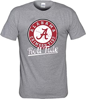 NCAA Distressed Logo T-Shirt - Multiple Teams