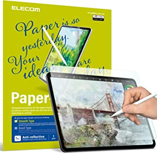 Paper-Feel Screen Protector for New 2018 iPad Pro 11 inch Anti-Glare Anti-Fingerprint Anti-Scratch Protection Bubble-Free
