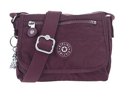 Kipling Sabian (Dark Plum) Bags