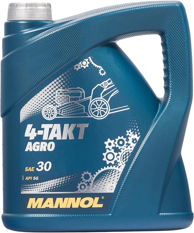 Mannol 4 Takt Agro Sae 30 Api Sg 4 Liter Auto