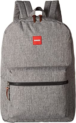ZUBISU Cool Grey Large Backpack