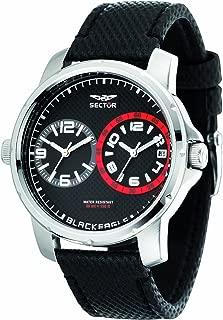Men's R3251189003 Urban Black Eagle Analog Stainless Steel Watch