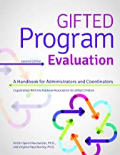 Gifted Program Evaluation (2nd ed.): A Handbook for Administrators and Coordinators