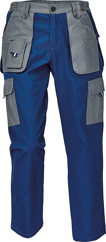 DINOZAVR Max Salopette de Travail Pratique pour Femme Combat Cargo Multi-Poches
