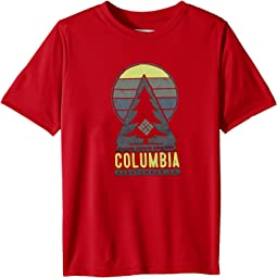 Columbia Kids Always Outside Short Sleeve Shirt (Little Kids/Big Kids)