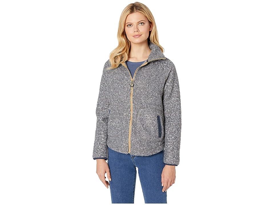 Woolrich Siskiyou Fleece Jacket (Gray Heather) Women
