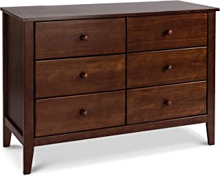 Carter's by Davinci Morgan 6 Drawer Dresser, Espresso