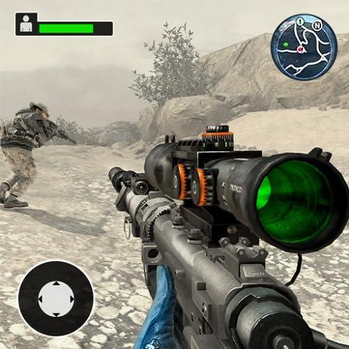 Weltkrieg-Schlachtfeld FPS Sniper Shooter