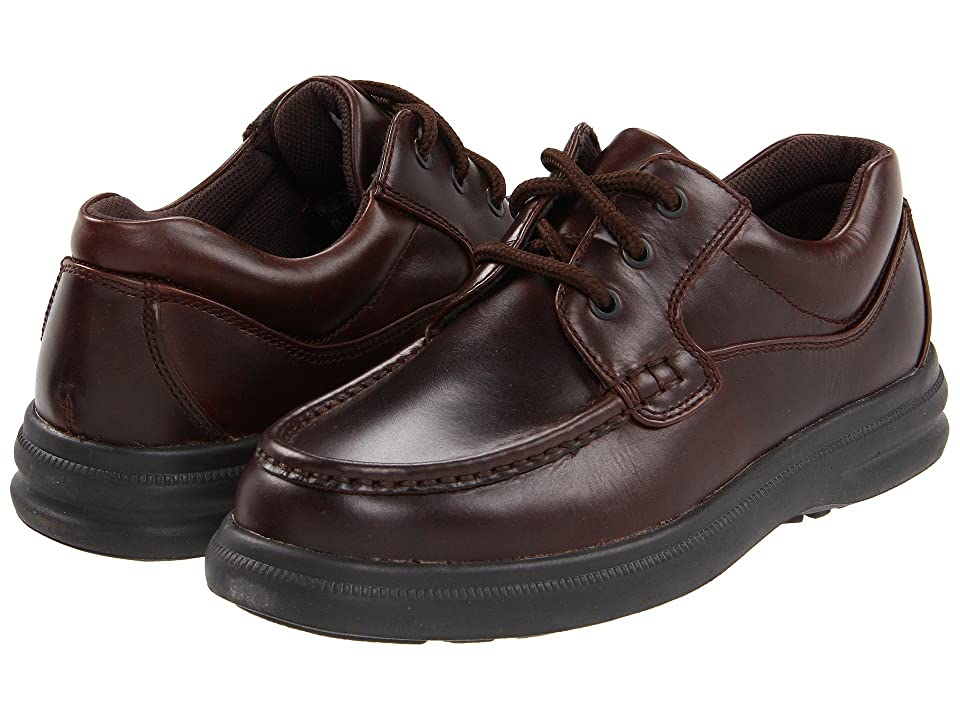 Hush Puppies Gus (Dark Brown Leather) Men