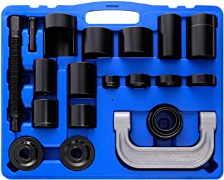 Orion Motor Tech 21PCS Master Ball Joint Press | Upper and Lower Ball Joint Removal Tool | Automotive Mechanic Tool Set